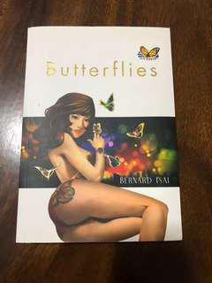 Butterflies by Bernard Tsai