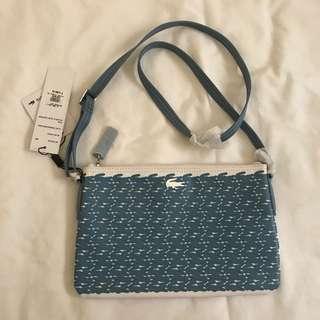 Brand new sling bag, lacoste sling bag