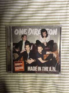 One Direction: Made in the AM