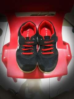SAYANG ANAK SIST! Sepatu Anak Diadora ORIGINAL Good Quality Size 34 MURAH banget! Dijamin! #maudecay