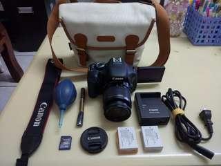 🚚 CANON 600D+18-55mm