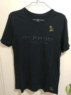 Nike Air Jordan AJ OVO tee tshirt