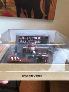 Starbucks Cafe Miniature DIY