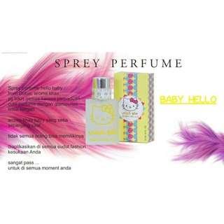 Pafum Hello Kitty