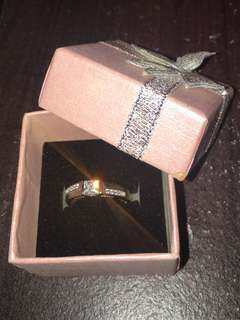 Silver Ring 925 (Couple Set)