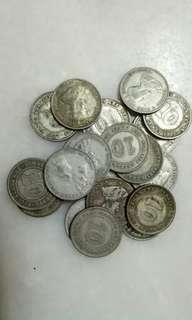 💥💥Straits Settlement King George V 10cent. (BULK SALES)