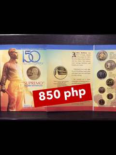 Supremo Coin Set 2013