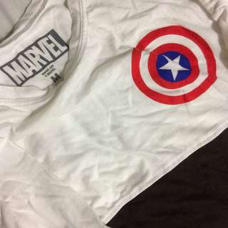 MARVEL captain america long sleeve