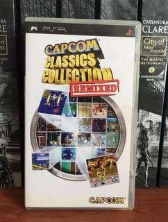 Capcom Classics Collection Remixed PSP
