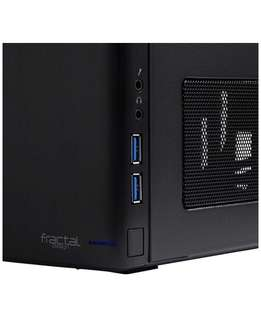 BRAND NEW Fractal Design FD-CA-NODE-304-BL CPU Casing