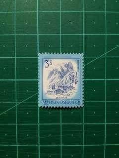 [贈品]1974 奧地利 奧地利風光 新票一套