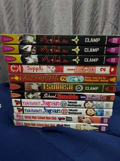 Preloved Manga (Set)
