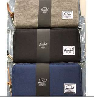 Herschel long wallet ( Avenue )