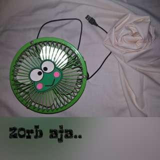 kipas angin portable