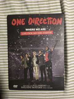One Direction: Where We Are (Live from San Siro Stadium)