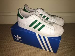Adidas Originals Green/White