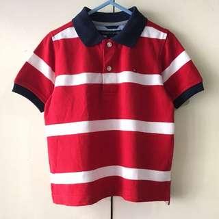 Tommy Hilfiger Boys' Polo Shirt (Size 2T)