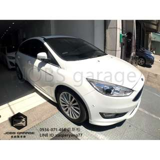2015 FORD Focus 1.5T 頂級款 白