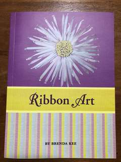 Ribbon Art - Learn to embroider 10 projects, including silk flowers, snowflakes, butterflies, and more
