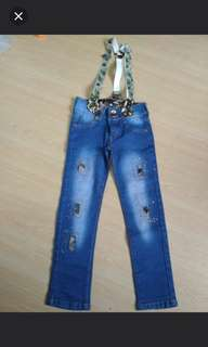 Jeans 6 years old