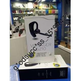 Plantronics Voyager 5210 Bluetooth 藍芽耳機 全新香港行貨 2年保養