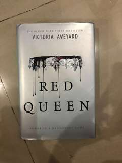 Red Queen Hardcover