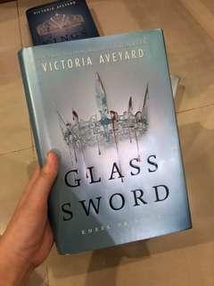 Glass Sword Hardcovdr