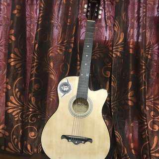Guitar Mukita By BLW Accoustic