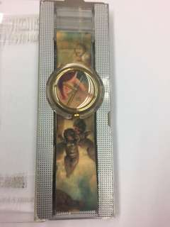 "Pop Swatch 手錶 ""Putti"" designed by Vivienne Westwood"
