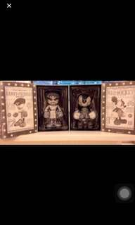 Mindstyle Manny Pacquiao x Mickey Mouse Vinyl Limited Edition Toy