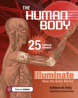 The Human Body. 25 Fantastic Illuminate How Body Works. Kathleen M. Reilly & Shawn Braley