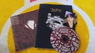 Vixx album 3rd and 6th