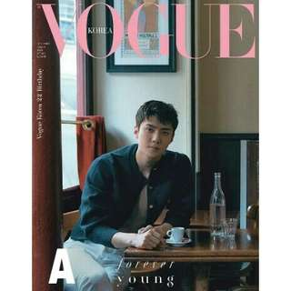 VOGUE KOREA - SEHUN
