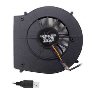 1430. Coolerguys Rear Exhaust Blower Fan 5 Volt with USB Connector