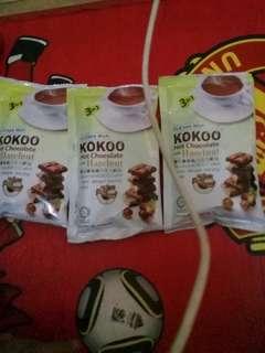 Minuman serbuk coklat KOKOO dari MALAYSIA