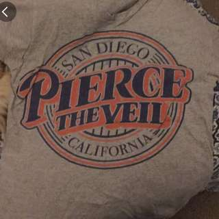 Pierce the Veil Top