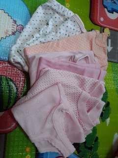 Baby Girl Clothes BLESSED