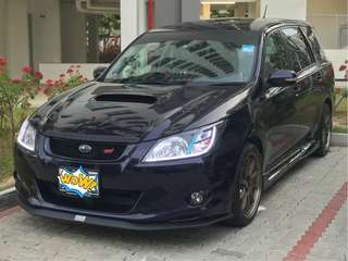 Subaru Exiga 2.0 Auto GT