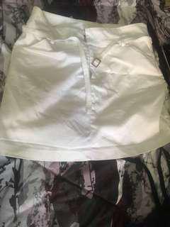 Voir white Skirt