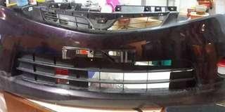 Alza original bumper