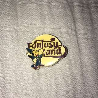 30th anniversary 'fantasyland' Disneyland pin #1189