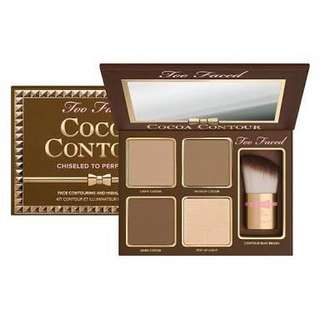 Too Faced Cocoa Contour Brand New