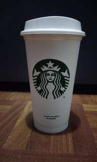 Starbucks Reusable Plastic Cup 16oz