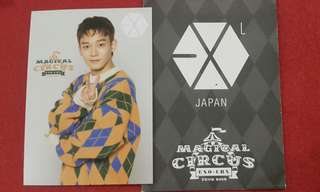 WTT EXO-CBX MAGICAL CIRCUS EXOL-JAPAN CHEN PC TO THE ELYXION EXOL-JAPAN BAEKHYUN PC