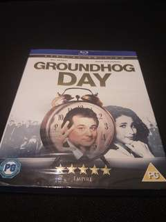 [New] Groundhog Day special edition Bluray
