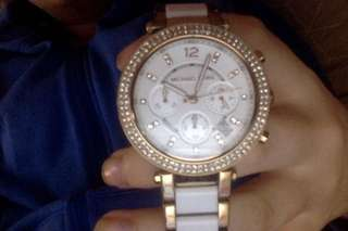 Michael Kors Watch Perfect condition!