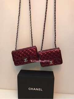 Chanel Bag 漆皮 CF 17cm/20cm