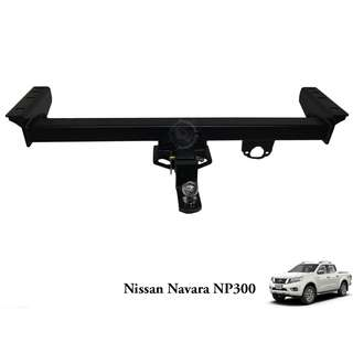 NISSAN NAVARA NP300 TOWING BAR MATT BLACK