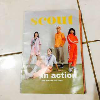 FREEBIE Scout Magazine Issue 31