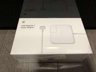 BNIB Apple 45W Magsafe 2 Power Adapter